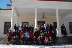 2011.02.12 Wyjazd Tuchów i Skamieniałe Miasto