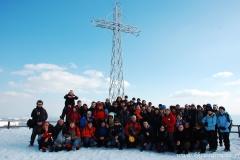 2012.03.23-24 Droga Krzyżowa na Tarnicę